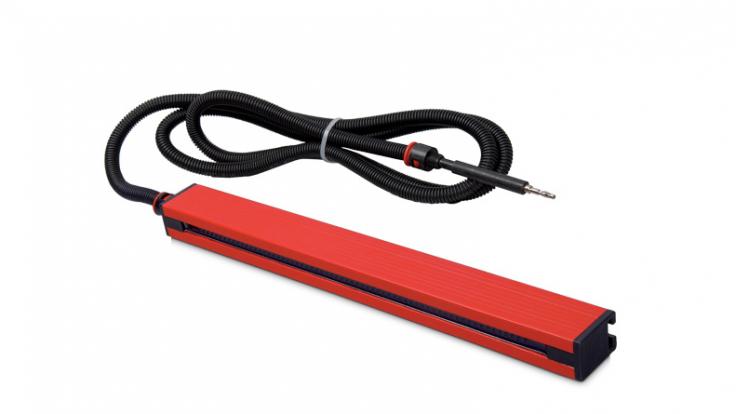 Statik Elektrik Yükleyici bar (çubuk)